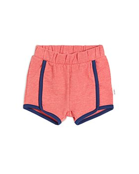 Miles Baby - Girls' Contrast Trim Shorts - Baby