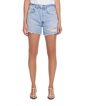 AGOLDE - Riley Shorts in Groove