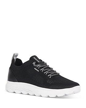 Geox - Men's Spherica Knit Low Top Sneakers