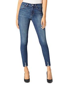 Joe's Jeans - Destructed Skinny Ankle Jeans in La Canada