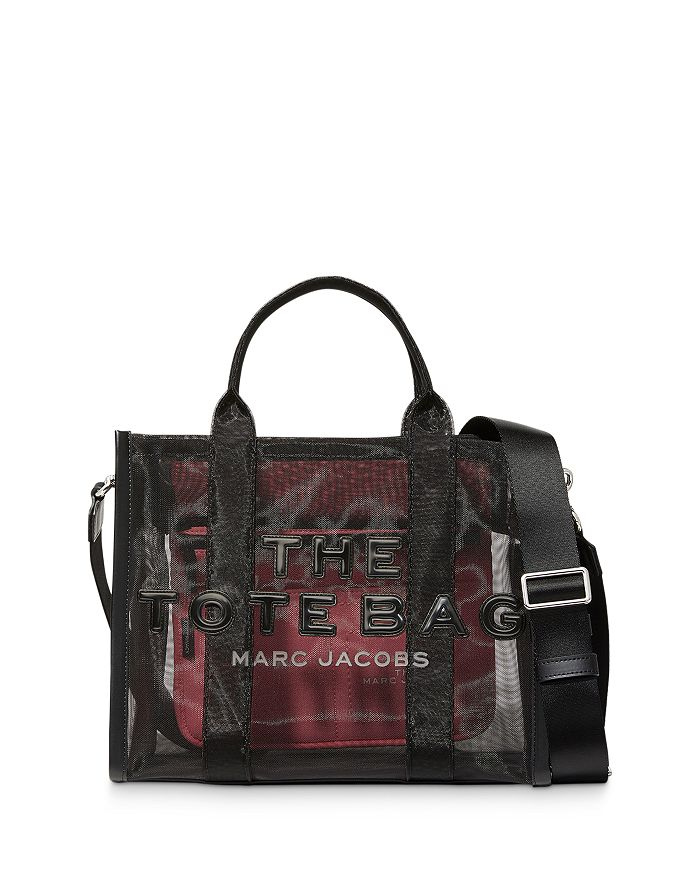 Marc Jacobs THE MESH SMALL TRAVELER TOTE