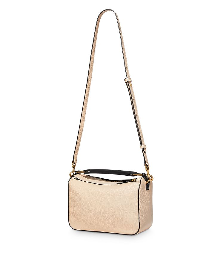 MARC JACOBS Leathers THE SOFT BOX 23 LEATHER SHOULDER BAG