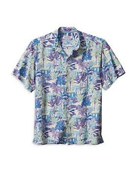 Tommy Bahama - Bungalow Noche Silk Camp Shirt