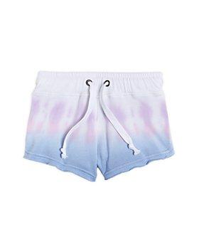 Vintage Havana - Girls' Tie Dye Gym Shorts - Big Kid