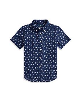 Ralph Lauren - Boys' Cotton Angelfish Shirt - Little Kid