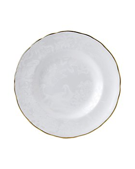 Royal Crown Derby - Aves Pearl Bread & Butter Plate