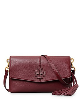 Tory Burch - McGraw Leather Crossbody