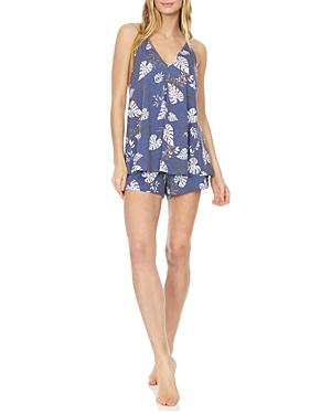 Stephanie Cami & Tap Shorts Pajama Set