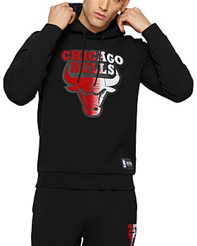 BOSS - W Bounce NBA Chicago Bulls Relaxed Fit Hoodie