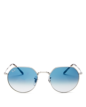 Ray-Ban Unisex Geometric Sunglasses, 53mm