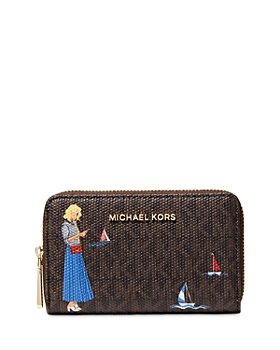 MICHAEL Michael Kors - Jet Set Small Card Case