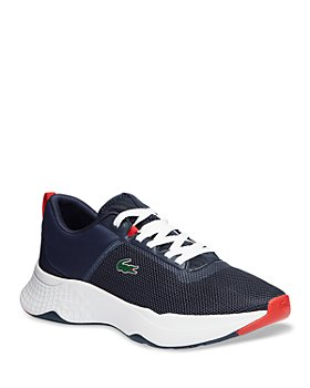Lacoste - Men's Court Drive Lace Up Sneakers
