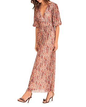 ba&sh - Amelia Floral Print Dress