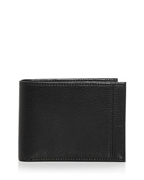 The Men's Store at Bloomingdale's - New Glazed Leather Bifold Wallet - 100% Exclusive