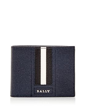 Bally - Leather Bifold Wallet