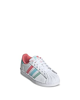 Adidas - Girls' Superstar Low Top Sneakers - Baby, Walker, Toddler, Little Kid