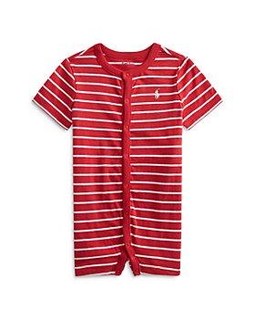 Ralph Lauren - Boys' Striped Romper - Baby