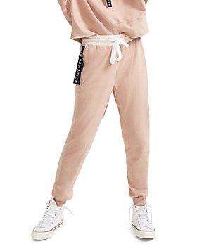 P.E NATION - Organic Cotton Regain Sweatpants