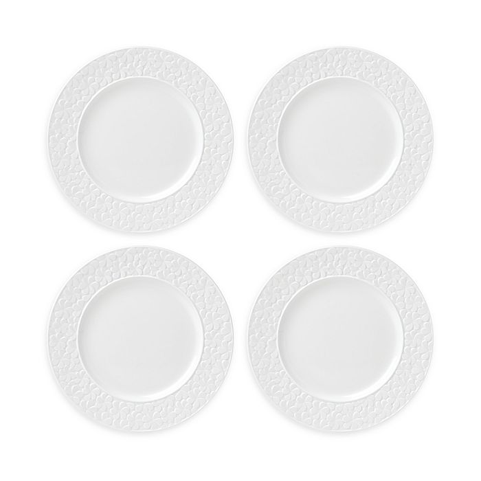 Kate Spade KATE SPADE NEW YORK BLOSSOM LANE ACCENT PLATES, SET OF 4