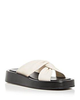 Elleme - Women's Etoile Kitten Heel Sandals