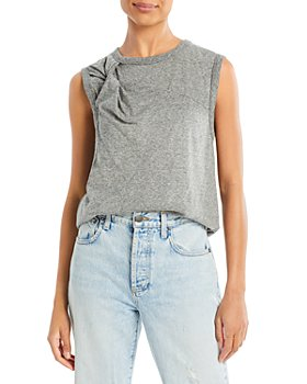 Joie - Hillhurst Knotted Tank Top