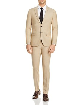 HUGO - Arti & Hesten Solid Extra Slim Fit Suit Separates