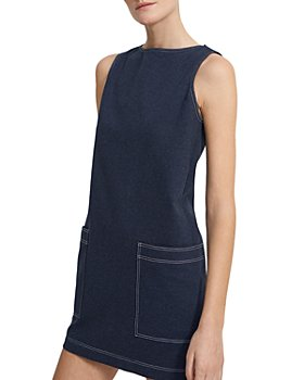 Theory - Denim Shift Dress