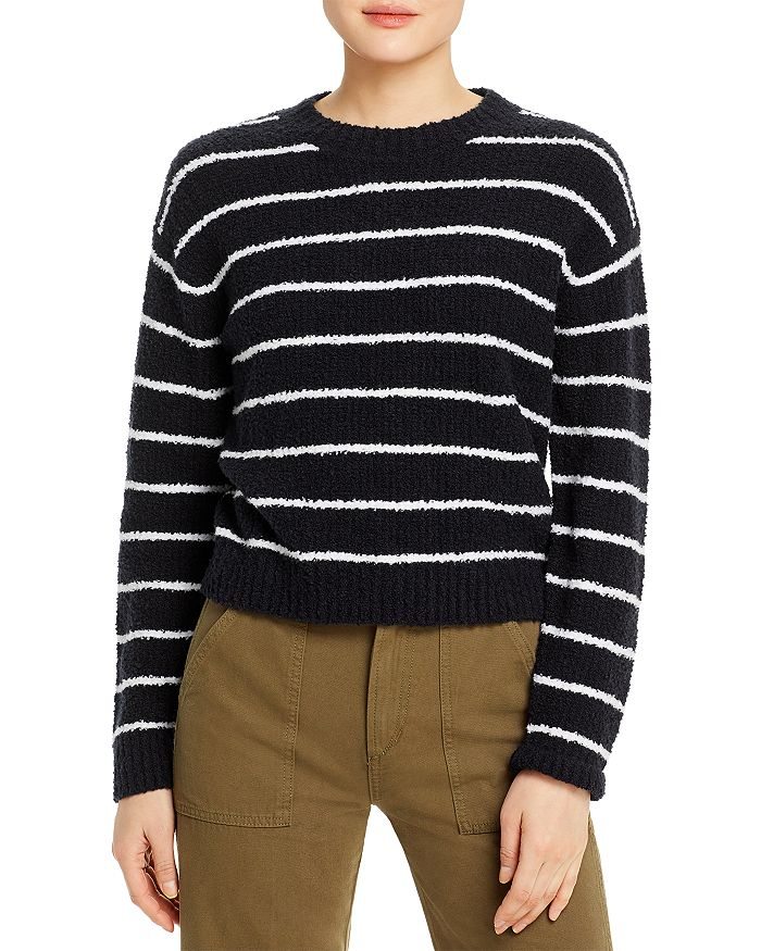 Vince - Textured Striped Sweater