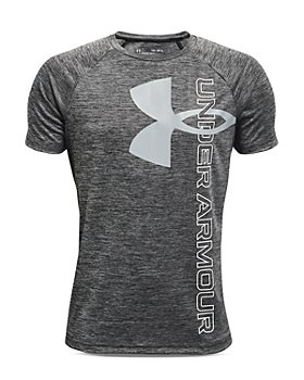Under Armour - Boys' UA Tech Logo Tee - Big Kid