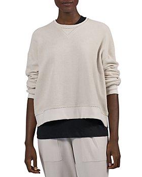 ATM Anthony Thomas Melillo - Distressed Sweatshirt