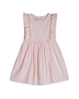 Pippa & Julie - Girls' Voile Ruffle Bodice Dress - Little Kid