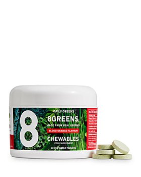 8Greens - Chewables Supplement - Blood Orange Flavor