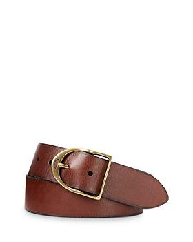 Polo Ralph Lauren - Wilton Equestrian Leather Belt