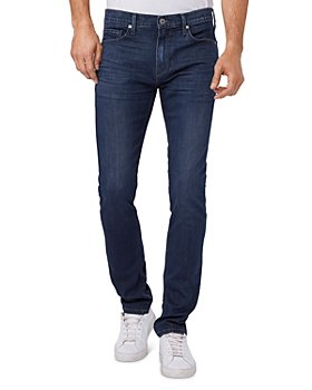 PAIGE - Federal Straight Fit Jeans in Ashburn
