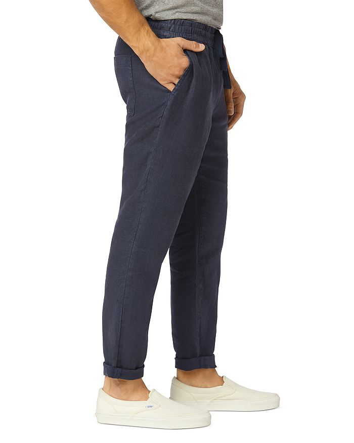 JOE'S JEANS Linens DRAWSTRING WAIST SLIM FIT LINEN PANTS