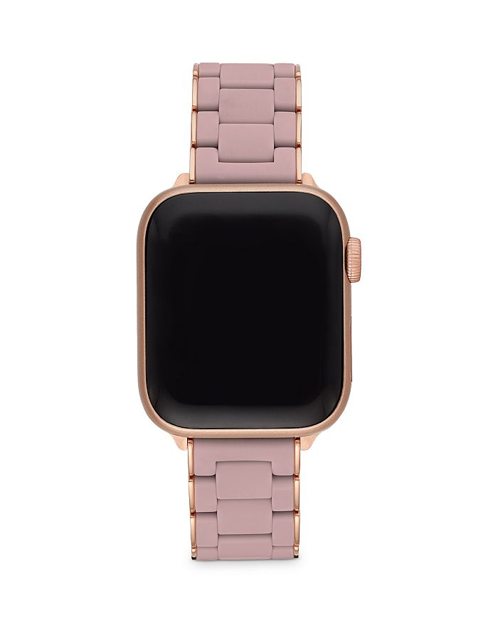 Michele APPLE WATCH SILICONE WRAPPED INTERCHANGEABLE BRACELET, 38-42MM