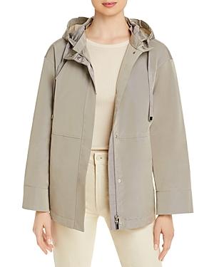 Lafayette 148 New York Ansel Detachable Hood Jacket