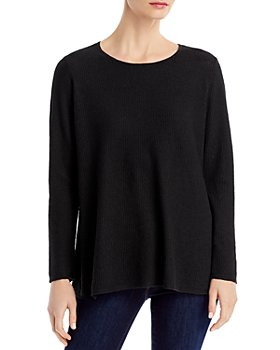 Eileen Fisher - Jewel Neck Tunic - 100% Exclusive