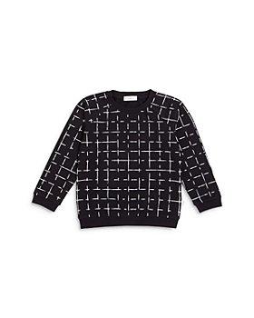 Miles Child - Unisex Basics Printed Sweatshirt - Little Kid