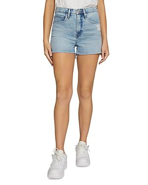 90s Jean Shorts in Blue650