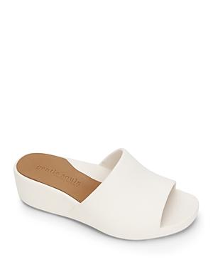 Gisele Wedge Slide Sandals