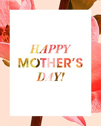 Bloomingdale's - Happy Mother's Day E-Gift Card