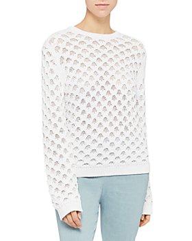 Theory - Overlay Sweater