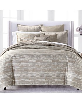 Hudson Park Collection - Painterly Bedding Collection