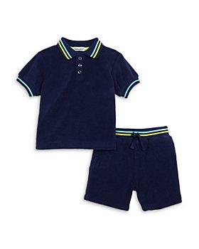 Splendid - Boys' Terry Polo Shirt & Shorts Set - Baby