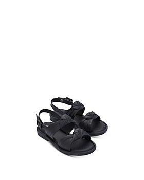 Mini Melissa - Girls' Velvet Sandals - Little Kid, Big Kid