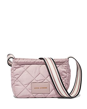 MARC JACOBS - Mini Quilted Messenger Bag