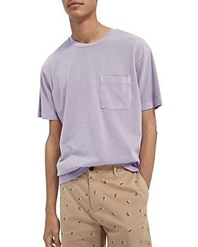 Scotch & Soda - Garment Dyed Pocket Shirt