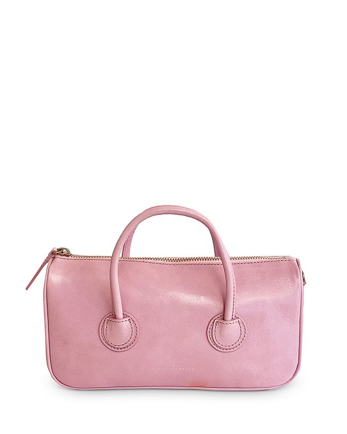 Marge Sherwood Leathers SMALL ZIP TOTE