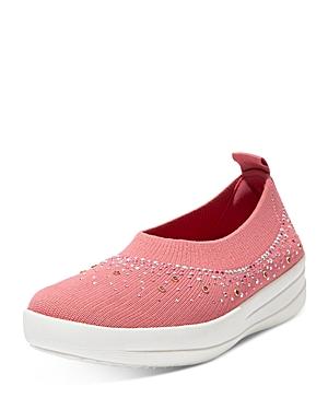 Women's Uberknit Embellished Slip On Sneakers
